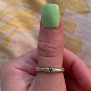 Heart Stamp Ring